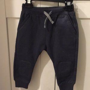 Zara knit joggers sweatpants for baby boy